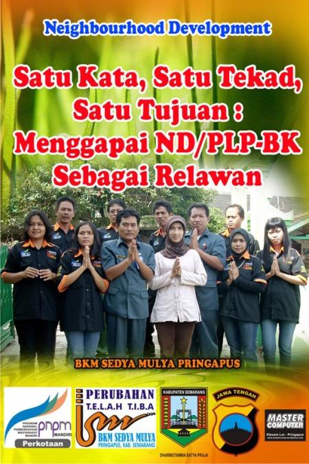 Personel BKM Sedya Mulya Pringapus